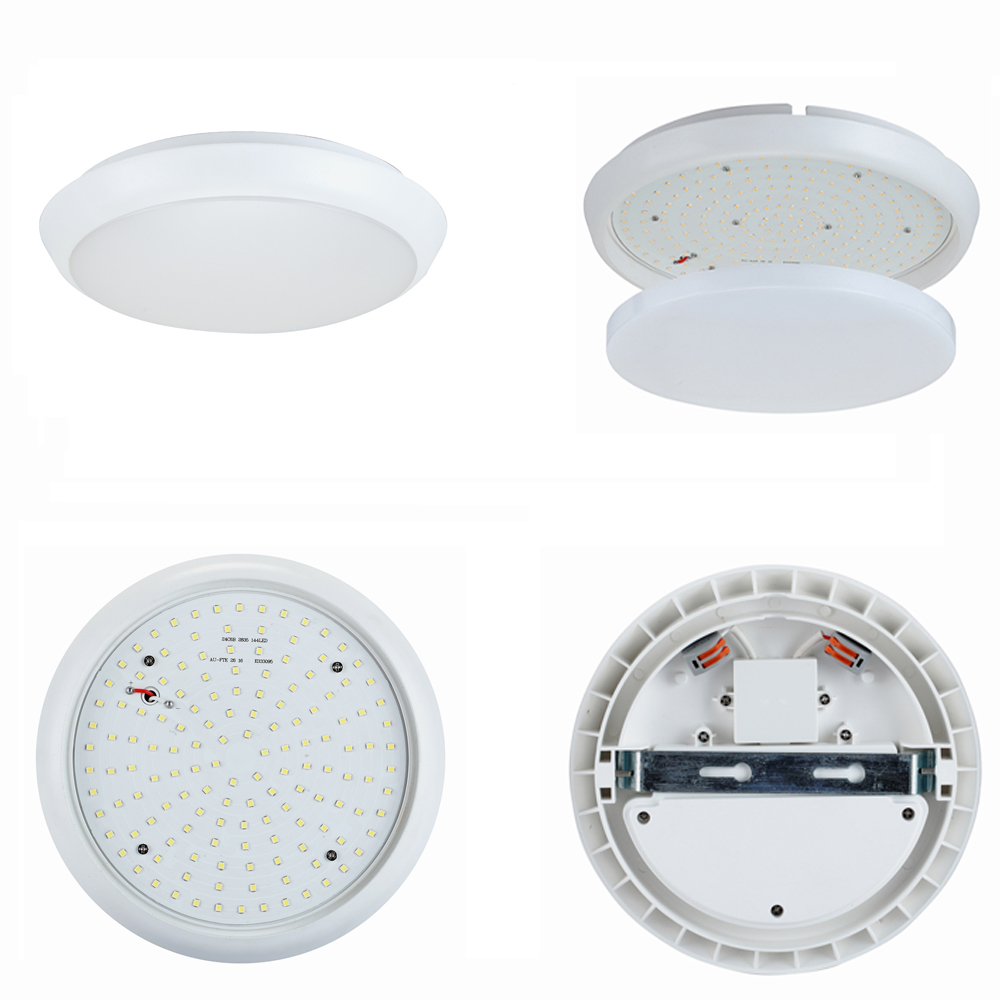 8 inch 12W 1080LM  Dimmable Ceiling Light White /Warm