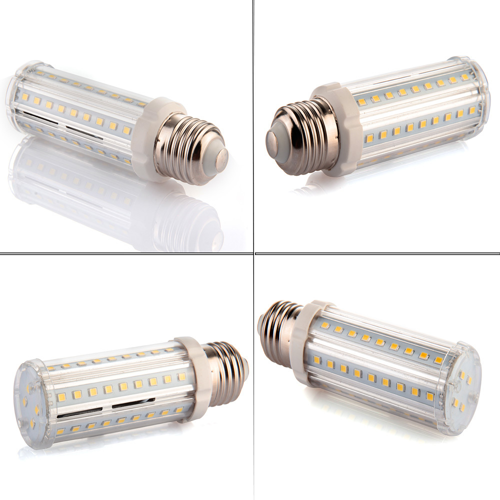 E27 9W 58SMD 2835 LED Lampe Ampoule Maïs Light blanc Chaud =