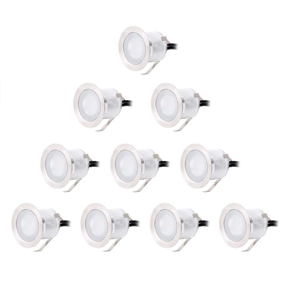 ( CODE:MQB39AF3 On Amazon US) 0.6W φ32mm LED Deck Light Floo