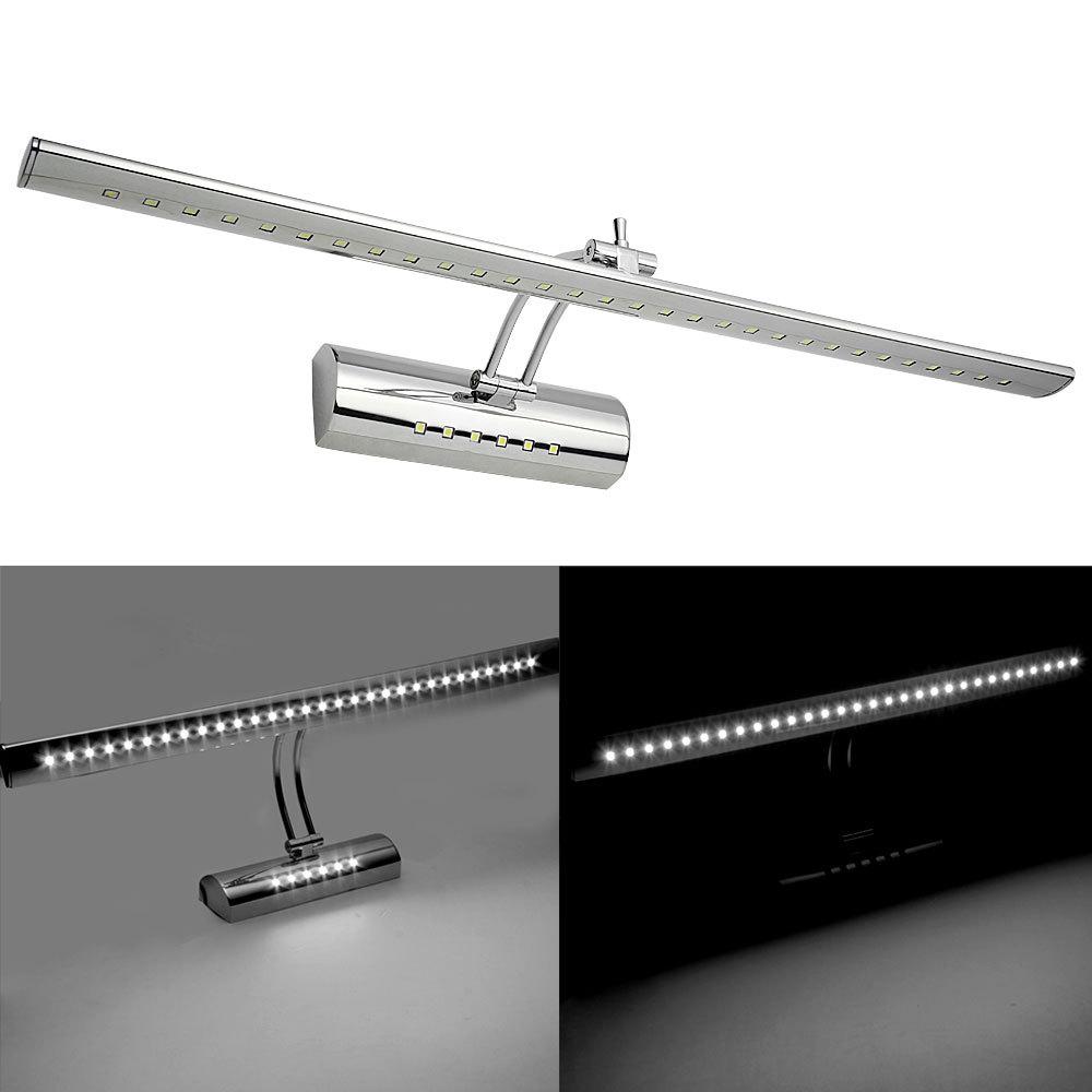 8W 36 LED SMD 5050 White Mirror Front Light Lamp Bathroom Wa