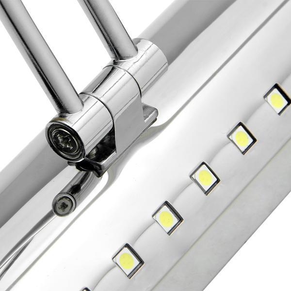 Plafoniera Lampada Bagno Specchio 36 LED SMD 5050 Luce