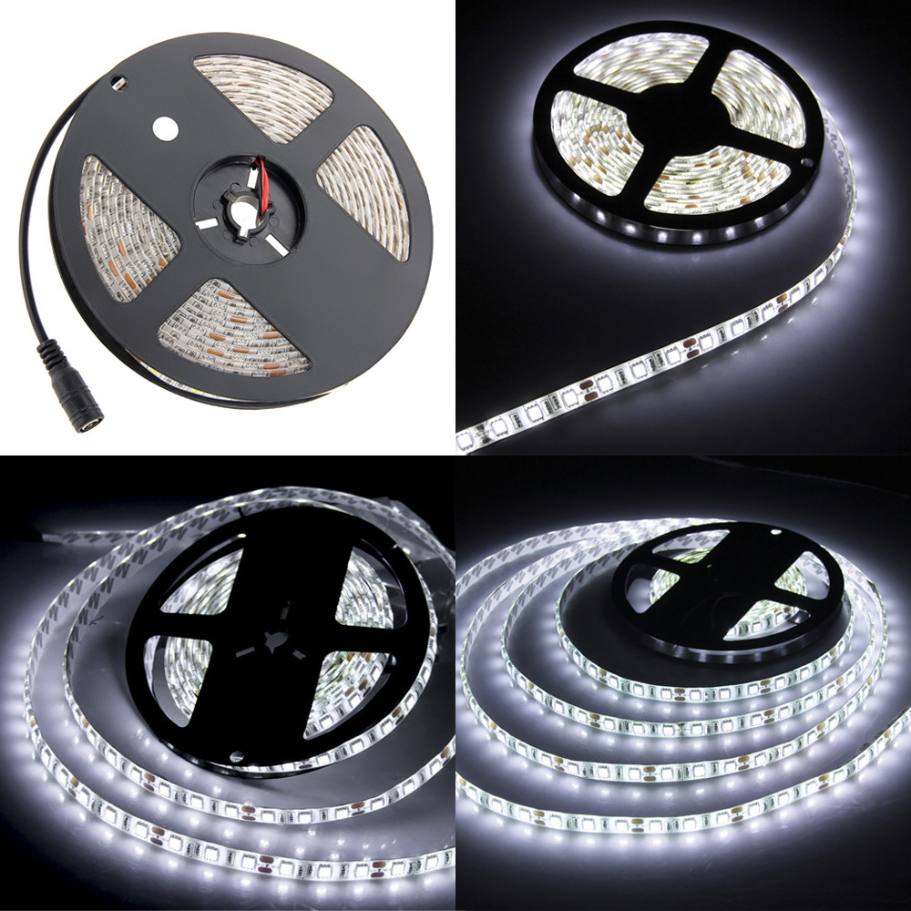 Strip 5050SMD 300LED 5M Waterproof with 5A 12V DC