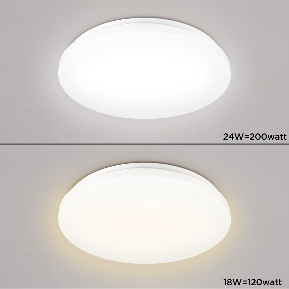 8 inch 18W 1440LM  Dimmable Ceiling Light White