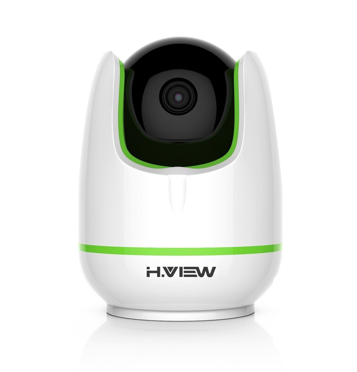 H.View WiFi Caméra IP HD 720p Home Security Video Recording,
