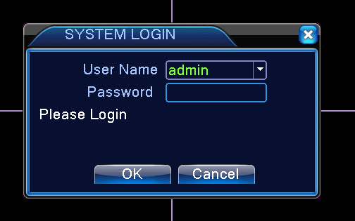 NO17. How to change system's password?