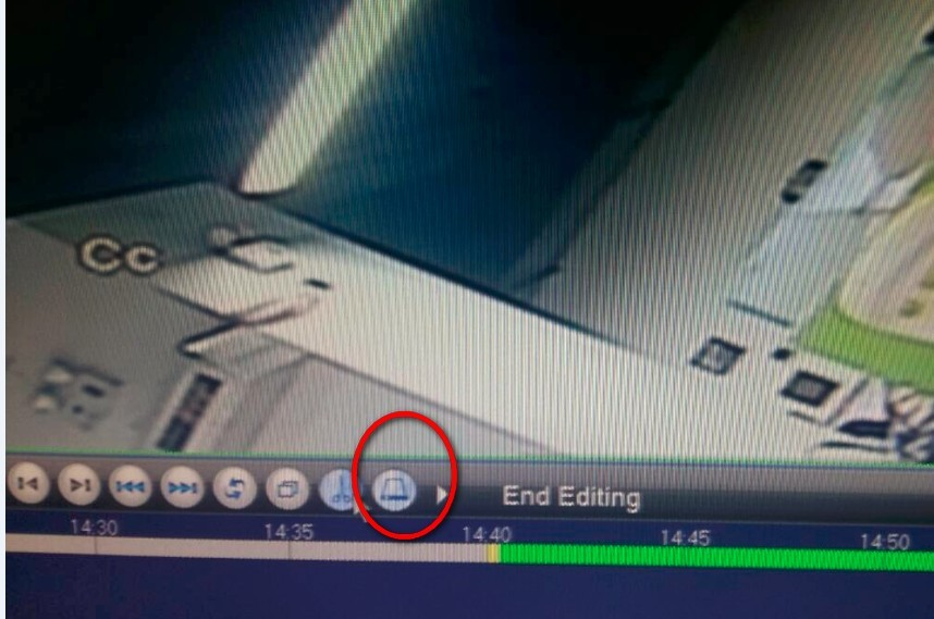 NO19. How to cut off video in hard drive?