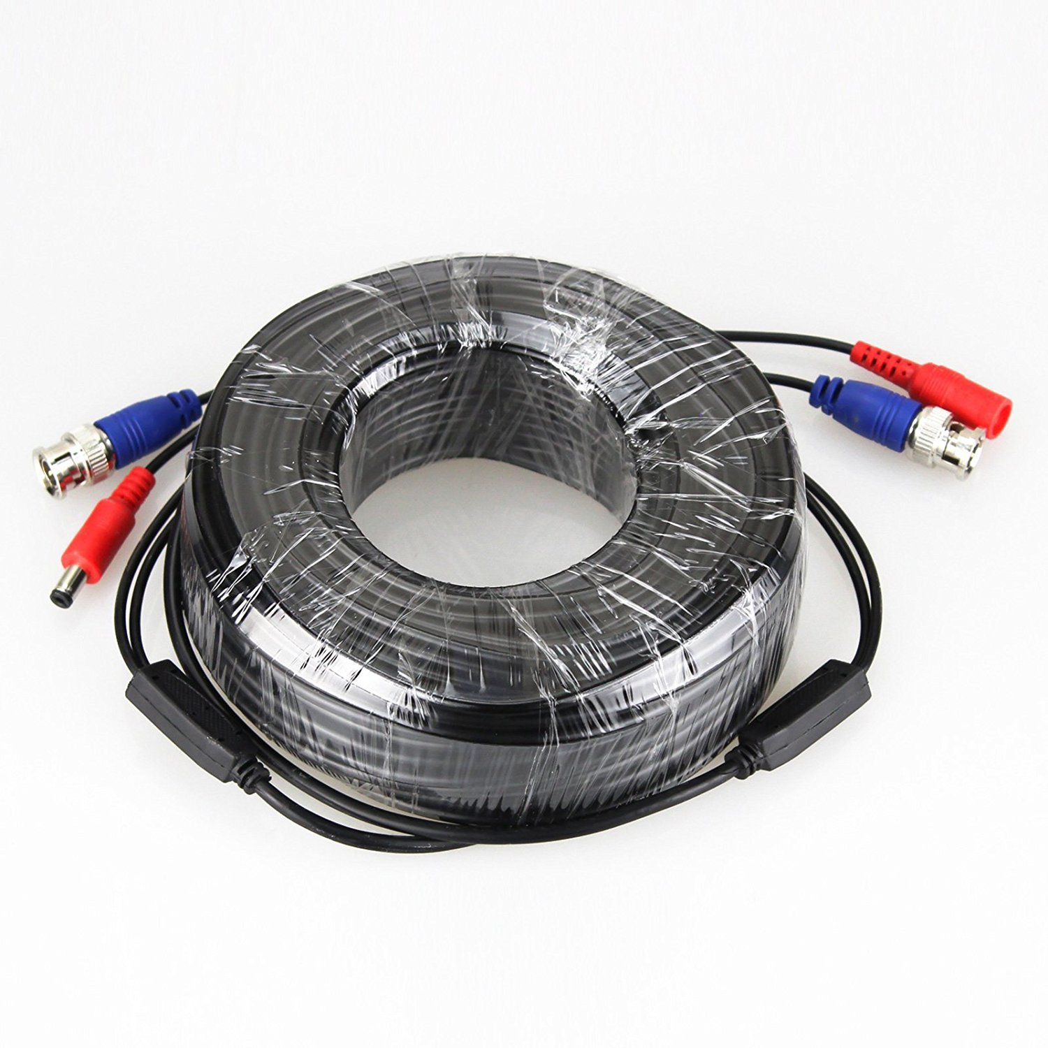 H.View 40M BNC Video Power Cable For CCTV Camera DVR Securit
