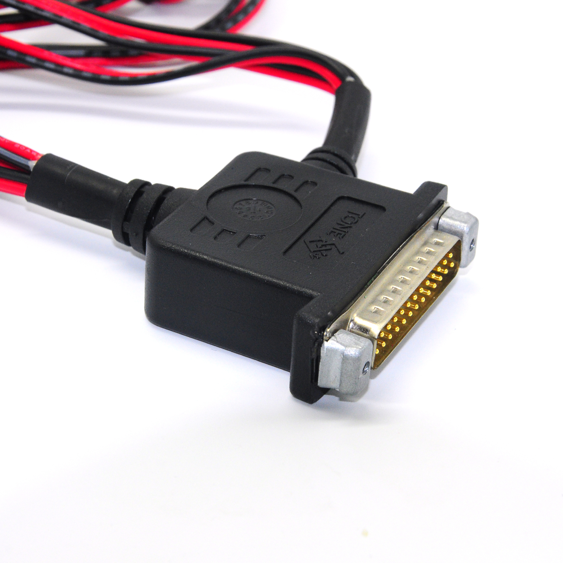 DB25PIN ECG medical equipment cable