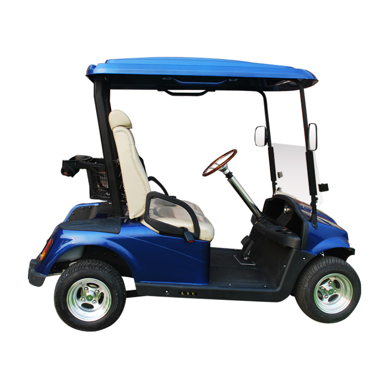 2 Seater Golf Cart- Vehicle Model: RD-2AC+D(DC Also Availabl