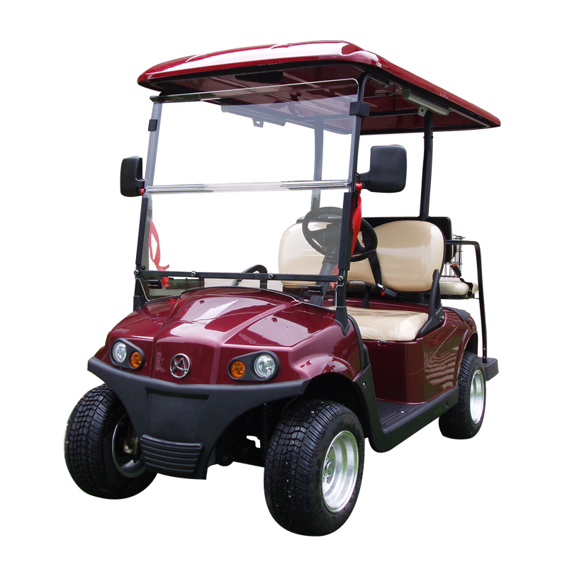 2+2 Seater Golf Cart- Vehicle Model: RD-2AC+2+D(DC Also Avai