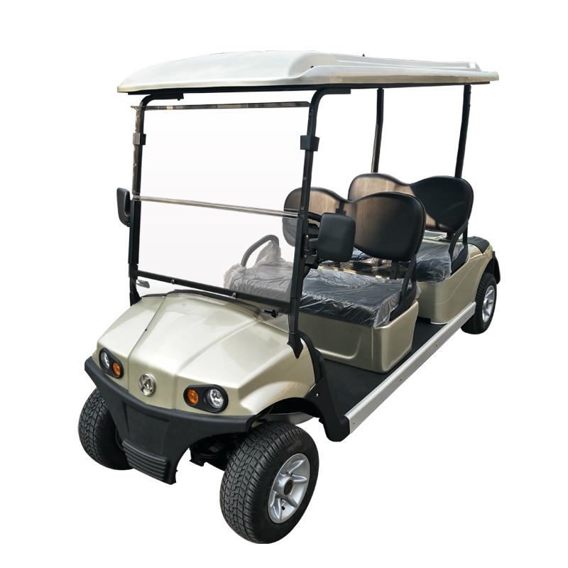 4 Seater Golf Cart- Vehicle Model: RD-4AC+D(DC Also Availabl