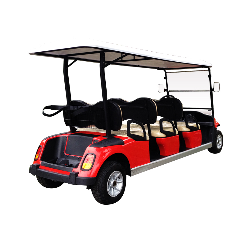 6 Seater Golf Cart- Vehicle Model: RD-6AC·G+D(DC Also Availa