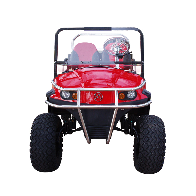 2 Seater Hunting Vehicle- Vehicle Model: RD-DL2AC·CP+D