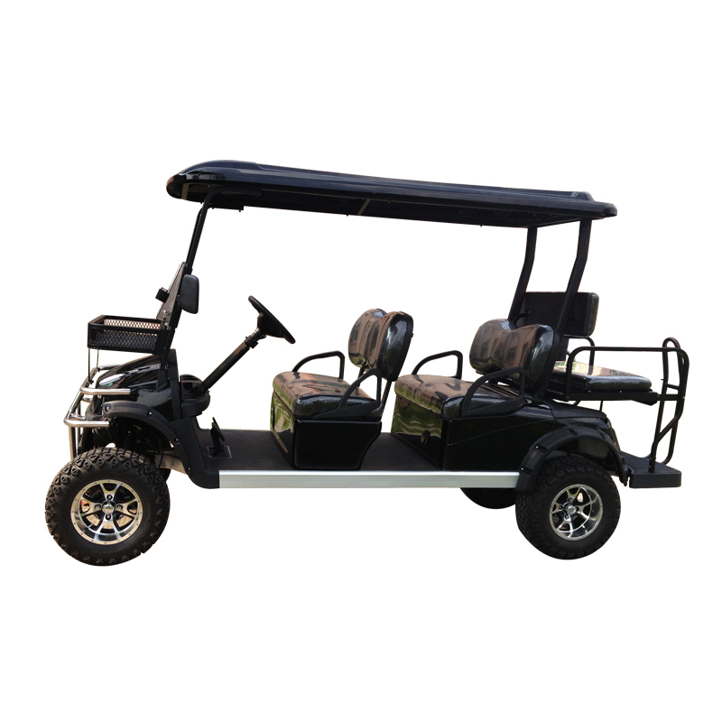 4+2 Seater Hunting Vehicle- Vehicle model: RD-DL4AC+2+D
