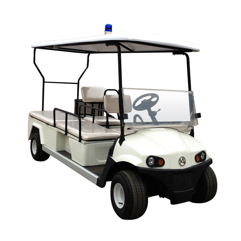 2 Seater Golf Ambulance Vehicle(DC Also Available )