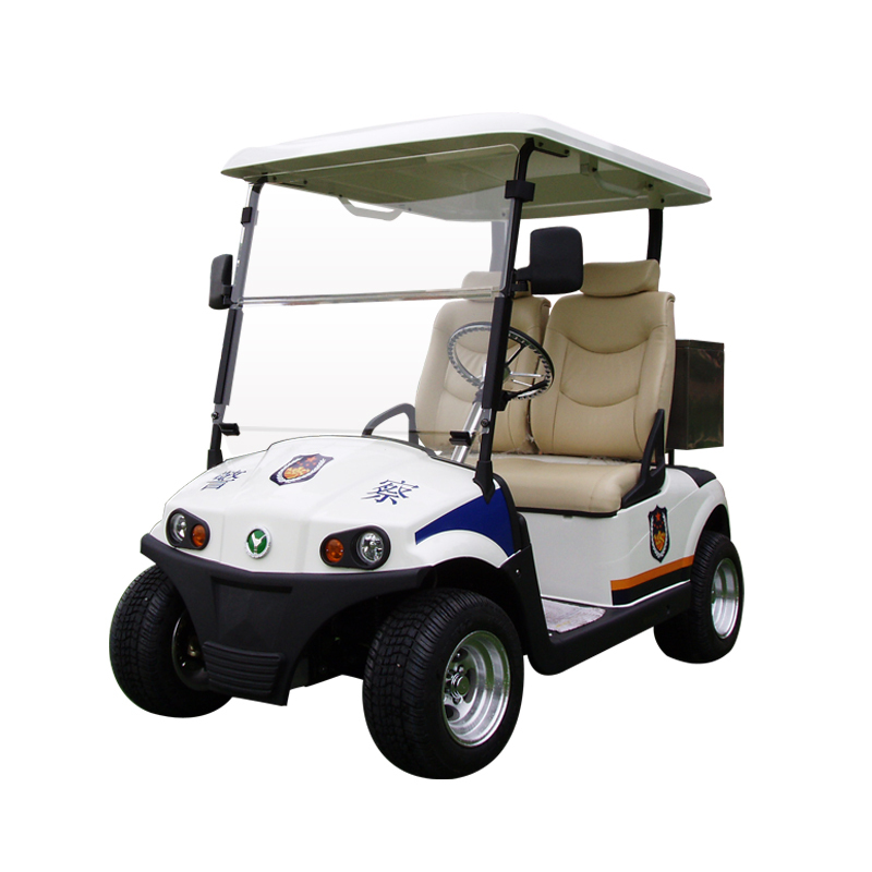 2 Seater Security Patrol Vehicle(DC Also Available )