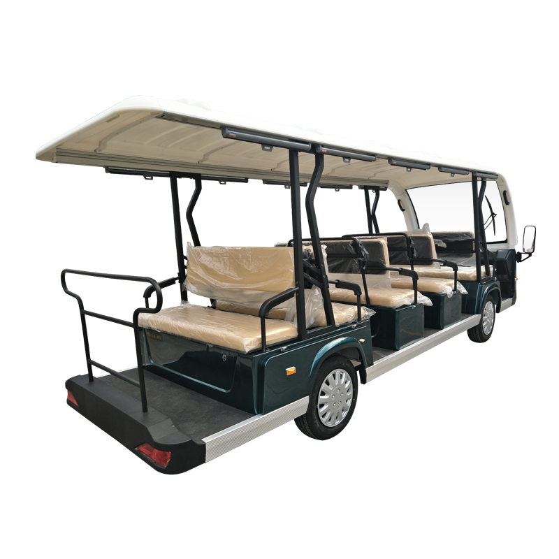 15 Seater Sightseeing Vehicle