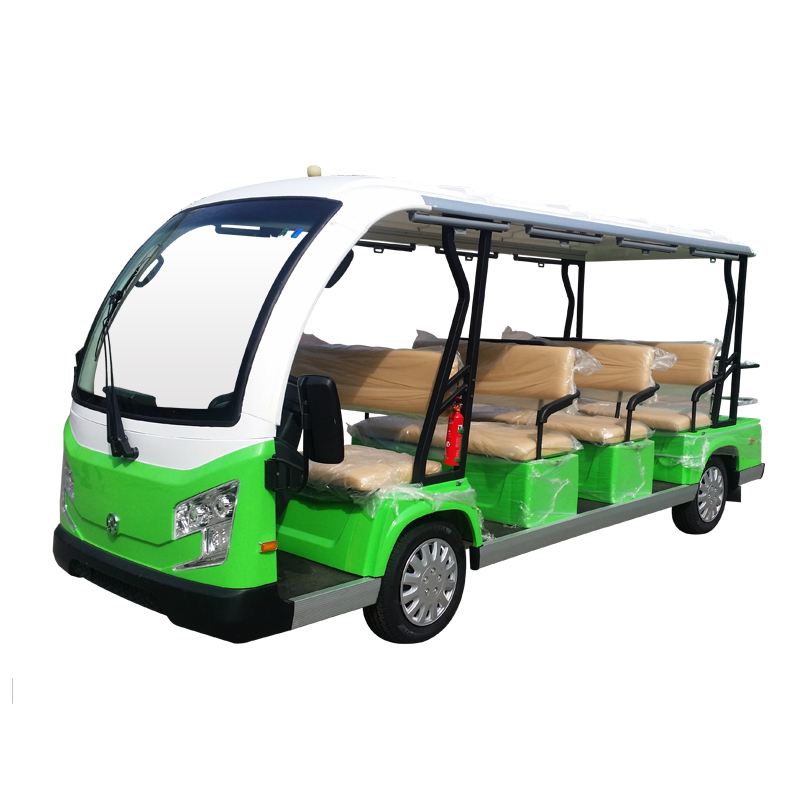 12 Seater Sightseeing Vehicle