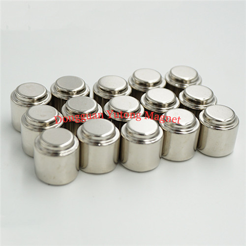 Round Stepped Cylinder Tools Neodymium Magnets
