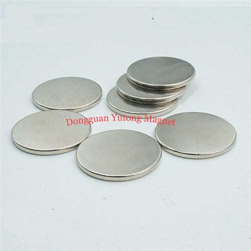 Φ15*T1.6 mm Gift Boxes Disc Magnets with Nickel Plating  12