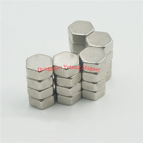 Hexagonal Neodymium Magnets  special shape magnets  OEM magn