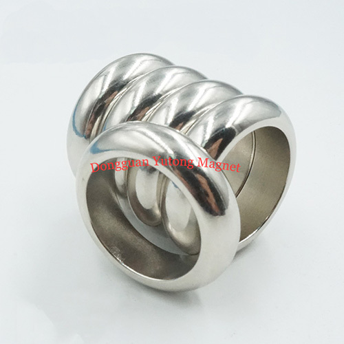 Strong neodymium magnet magic finger ring  18mm 19mm 20mm 21
