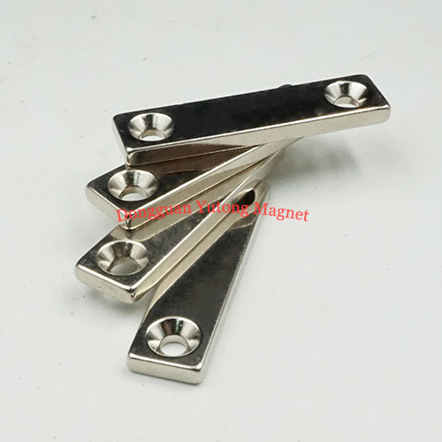 N35 Countersunk Block Nickel-Plating Magnets 02
