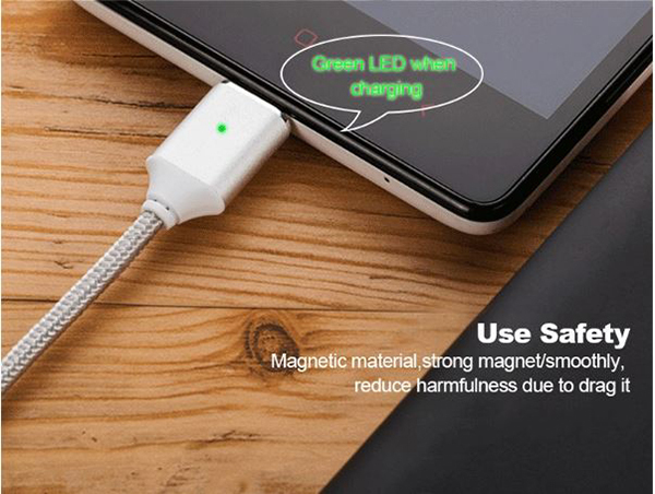 OEM Brand Best selling Fast charge Strong Auto connect Magne