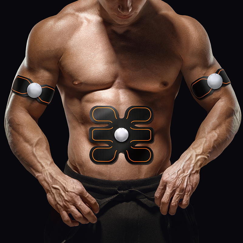 S4-P9/P10/P11 EMS Trainer for Abs, Arms & Leg, with Detachab