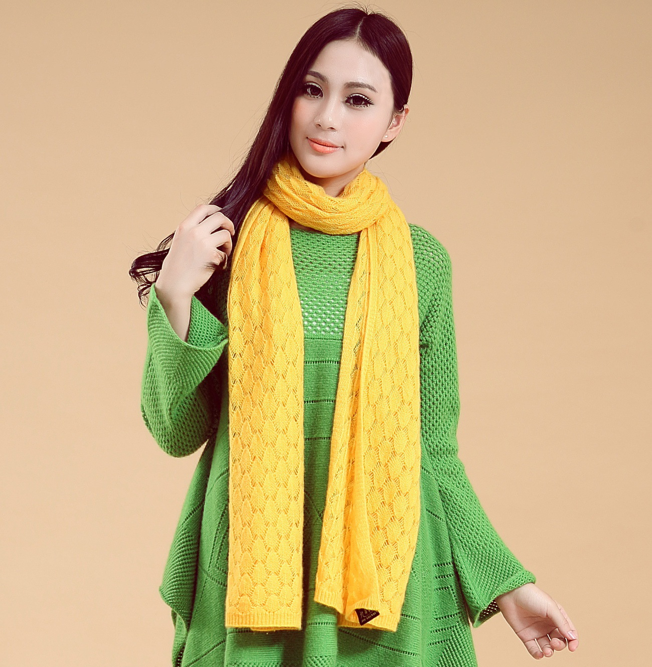Warmly Winter knitwear Scarf unisex