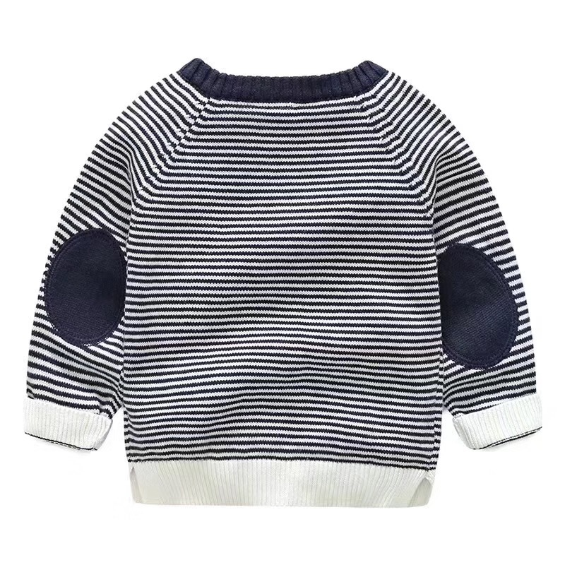 100%Cotton soft Children half cardigan sweater