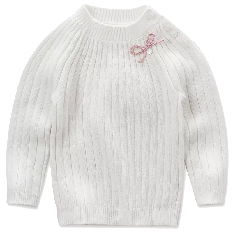 Warmly Acrylic Girls sweater SD6009 thick gauge
