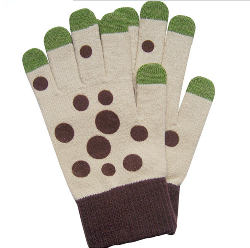 Knitting Glove Winter Keep Warm Touch Screen Gloves