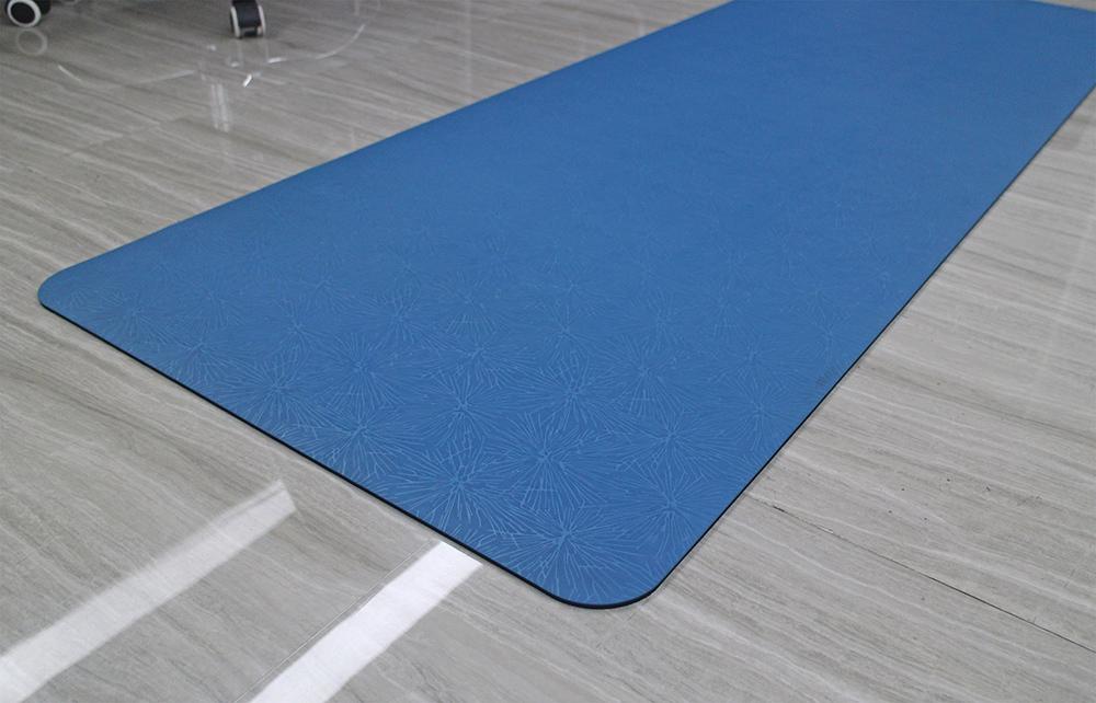 Pu Pattern Yoga Mat