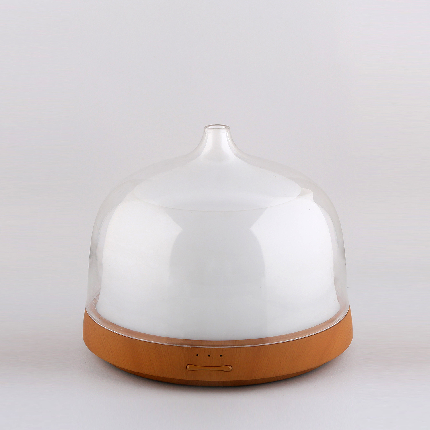 BSCI Manufacturer 200ml Wood Grain Humidifier