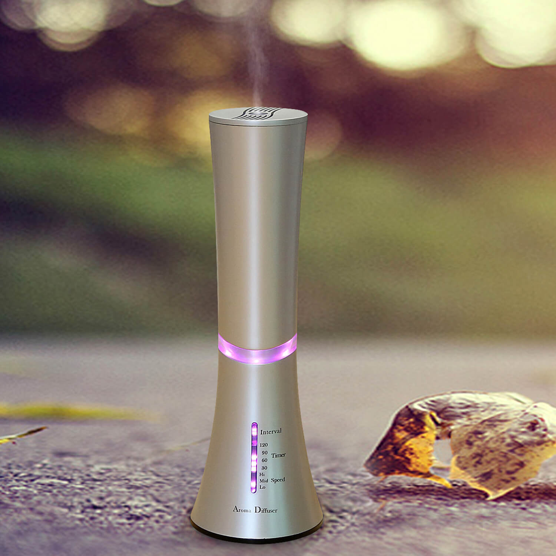 TA-027-High Quality Plastic & Glass Essential Oil Dispenser