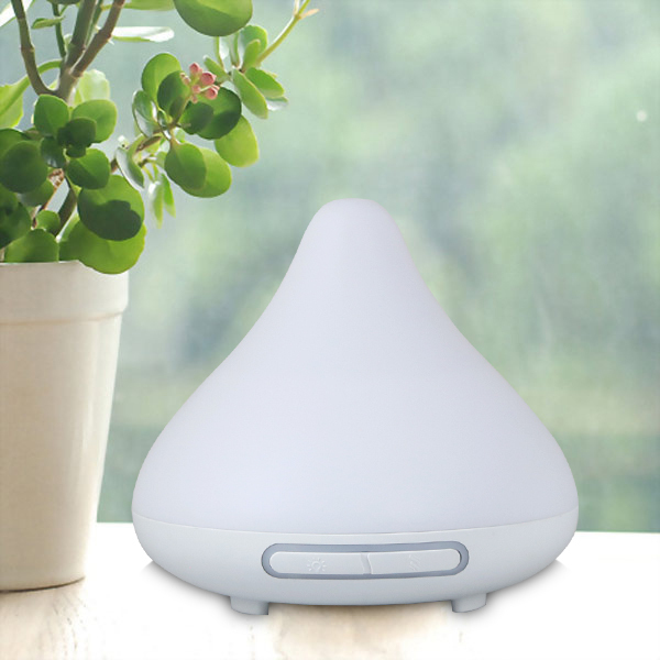 140ml Ultrasonic Aroma Humidifier Essential Oil Diffuser