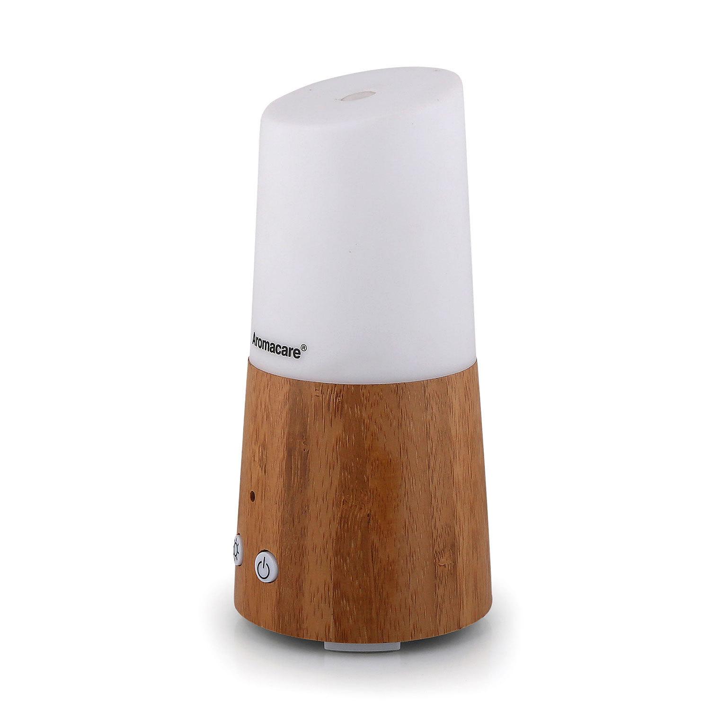 Bamboo Mini Aroma Diffuser Humidifier