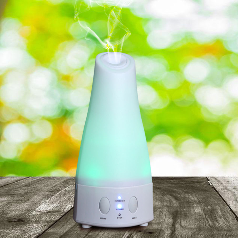 100mL Mini Aromatherapy Humidifier can be added essential oi