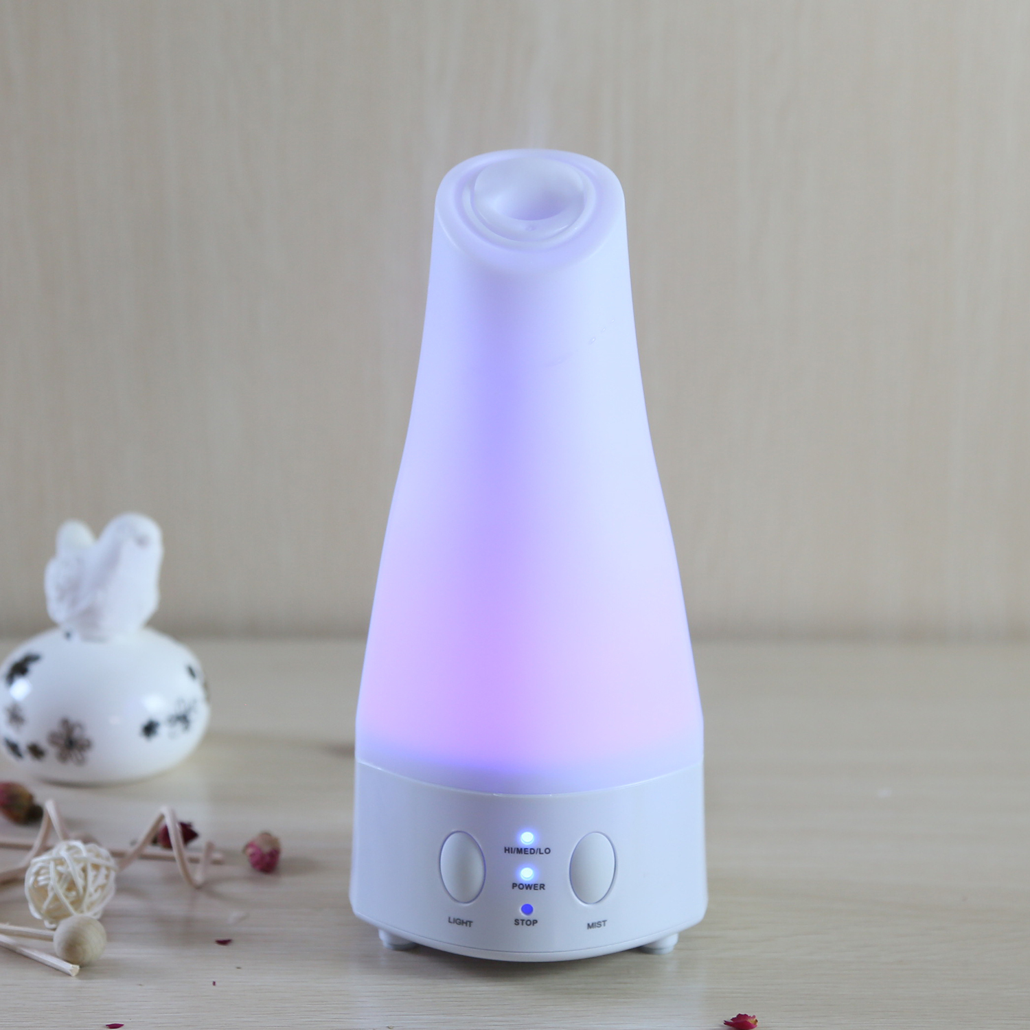 100ml Aroma diffuser color changing light