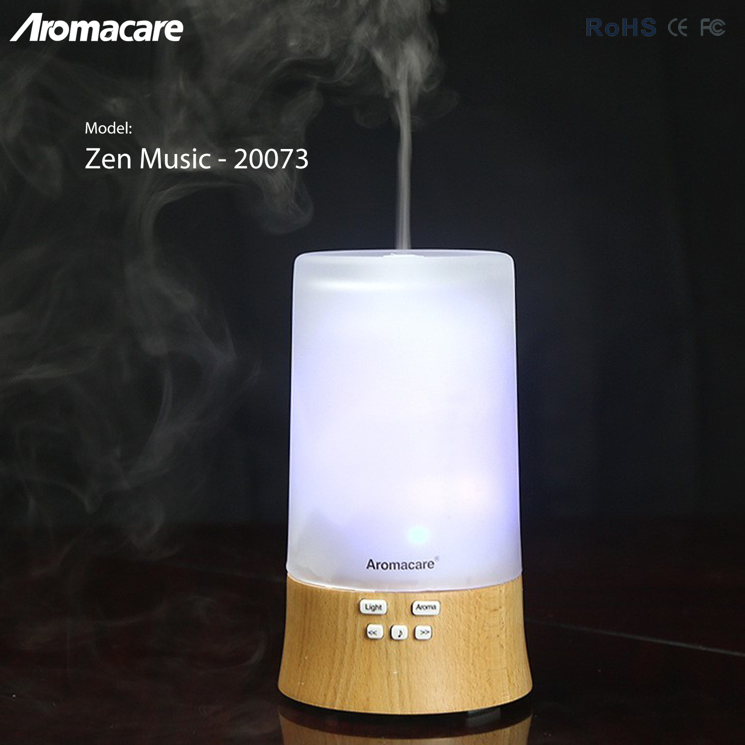 Cute mini air humidifier/ultrasonic aroma diffuser