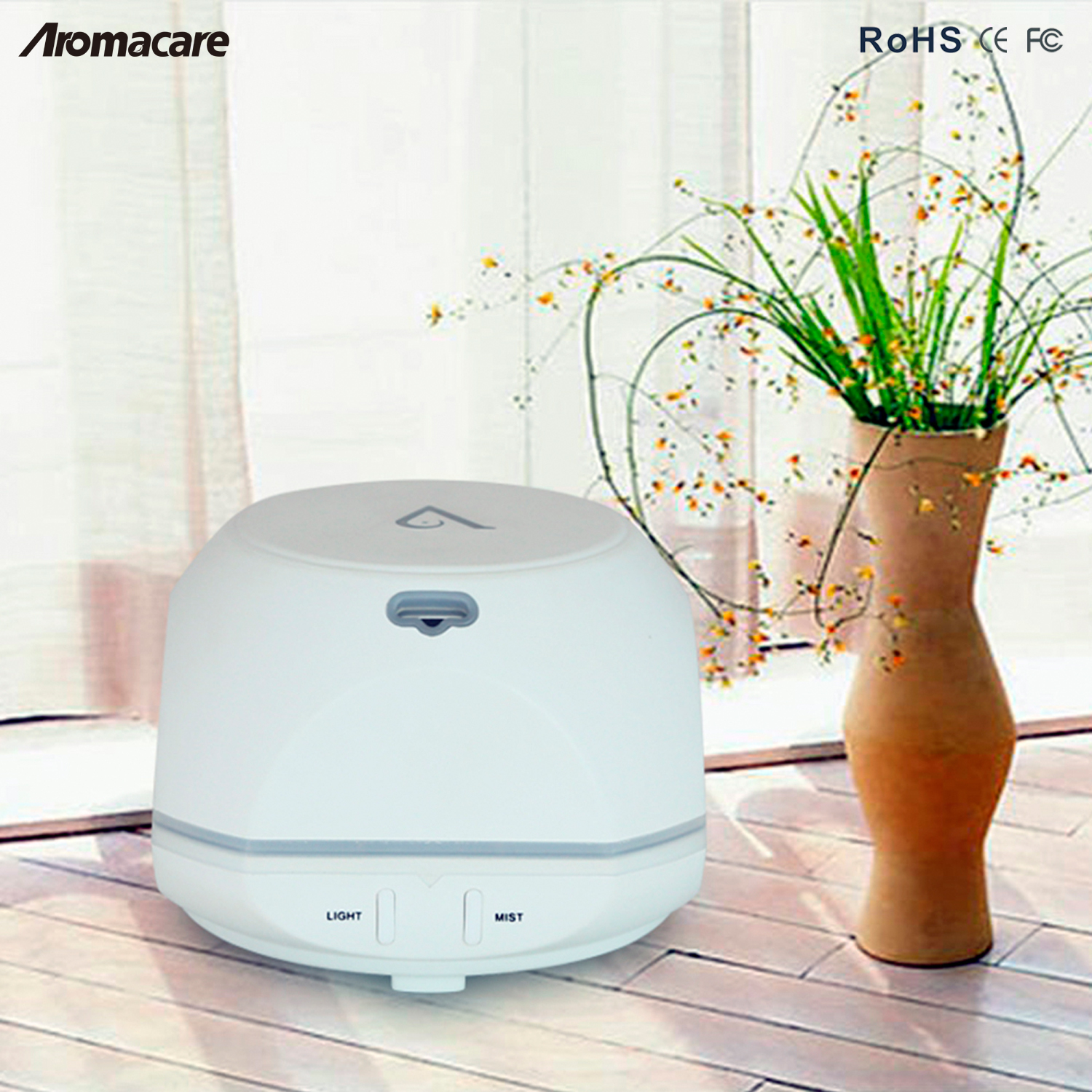 Ultrasonic Aromatherapy Diffusers For Home, Office, Bedroom
