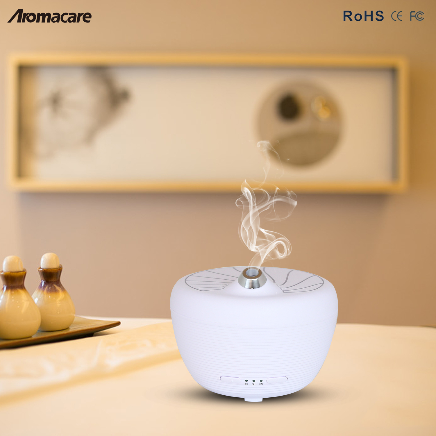 Aroma Essential Oil Diffuser for Aromatherapy Air Humidifier
