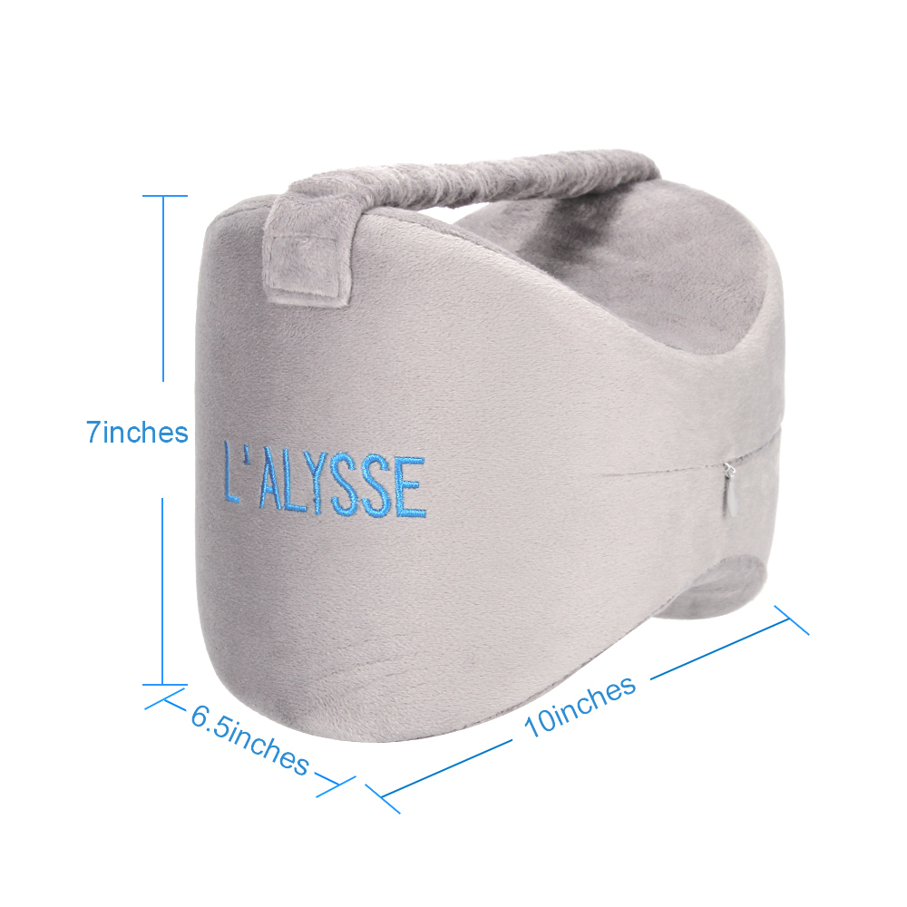 sciatica nerve pain relief knee pillow great for pains of