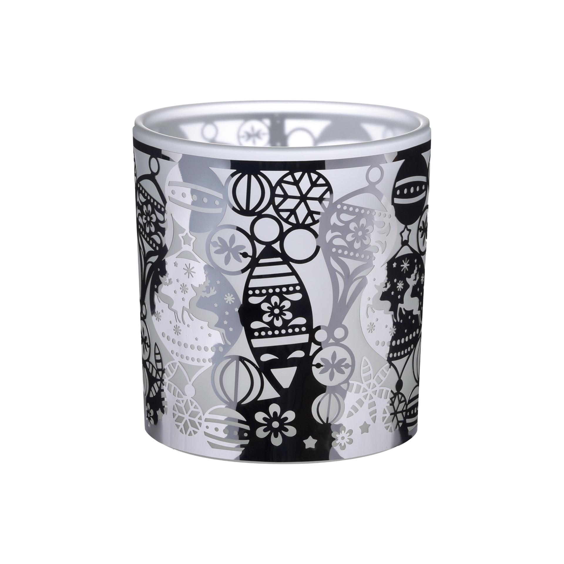 Glass candlestick SS17119S