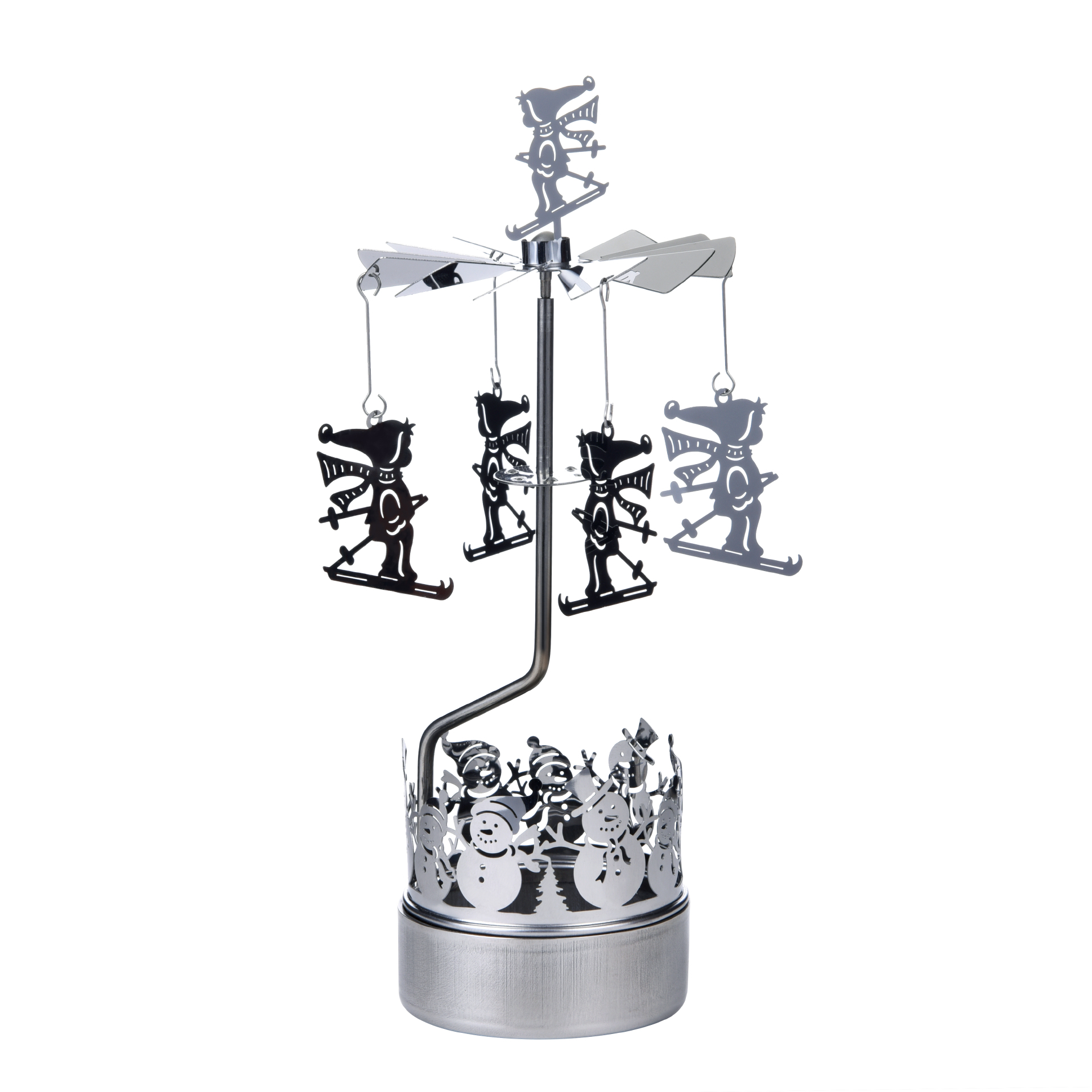 Classic rotating candlestick SS17156S