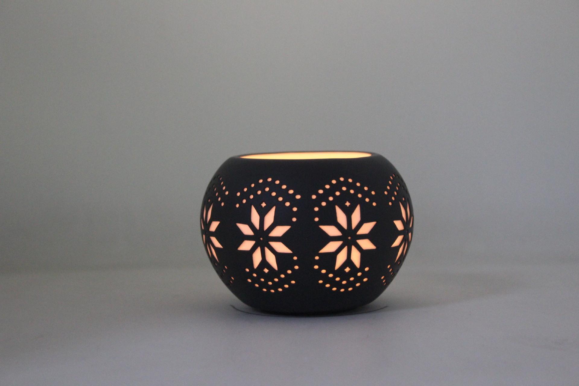 陶瓷燭台 PP17009B