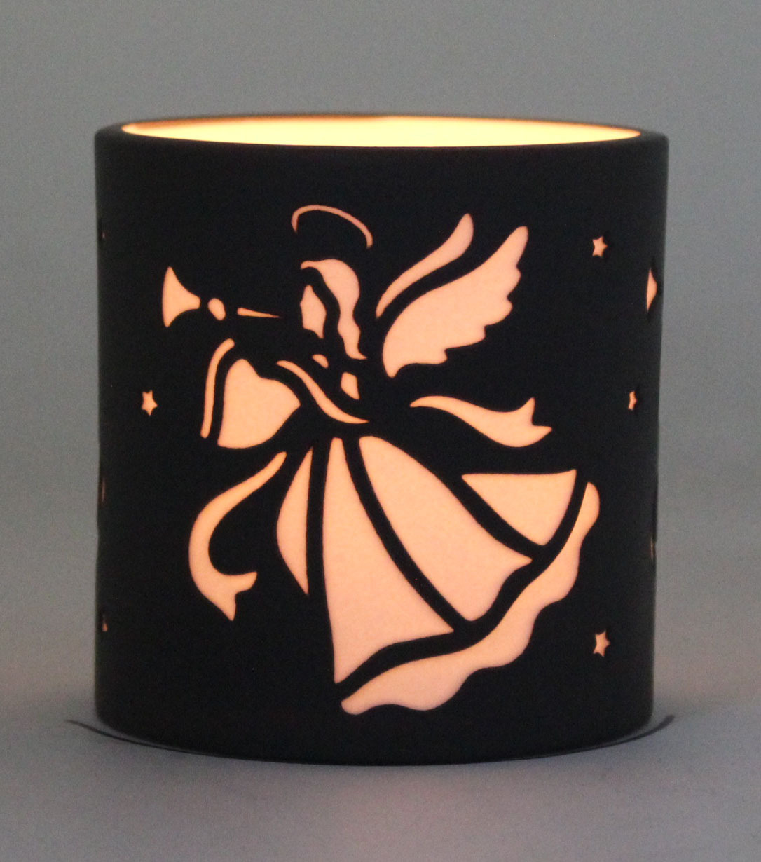 Porcelain Candle Holder PP17011B