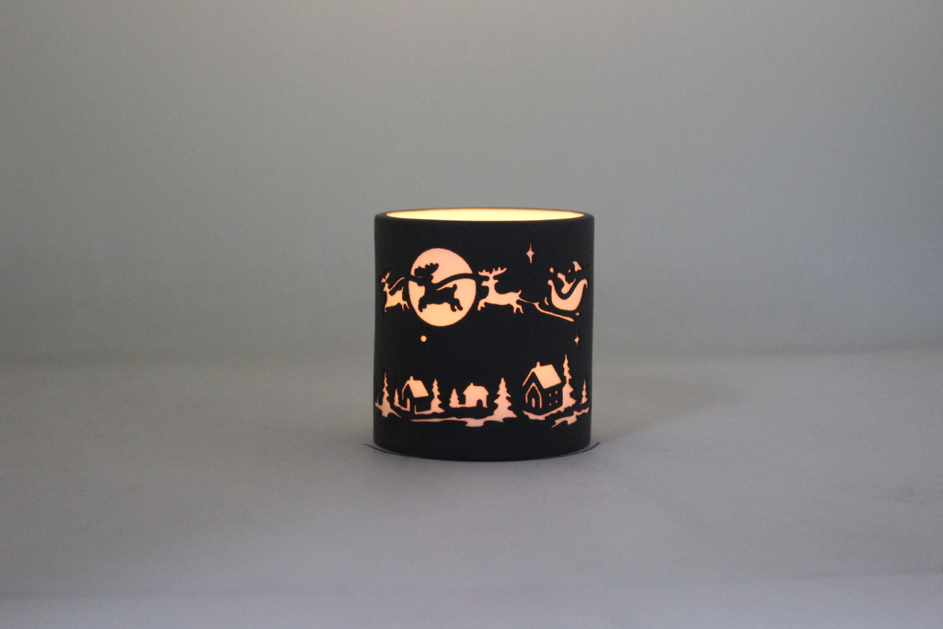 Porcelain Candle Holder PP17013B