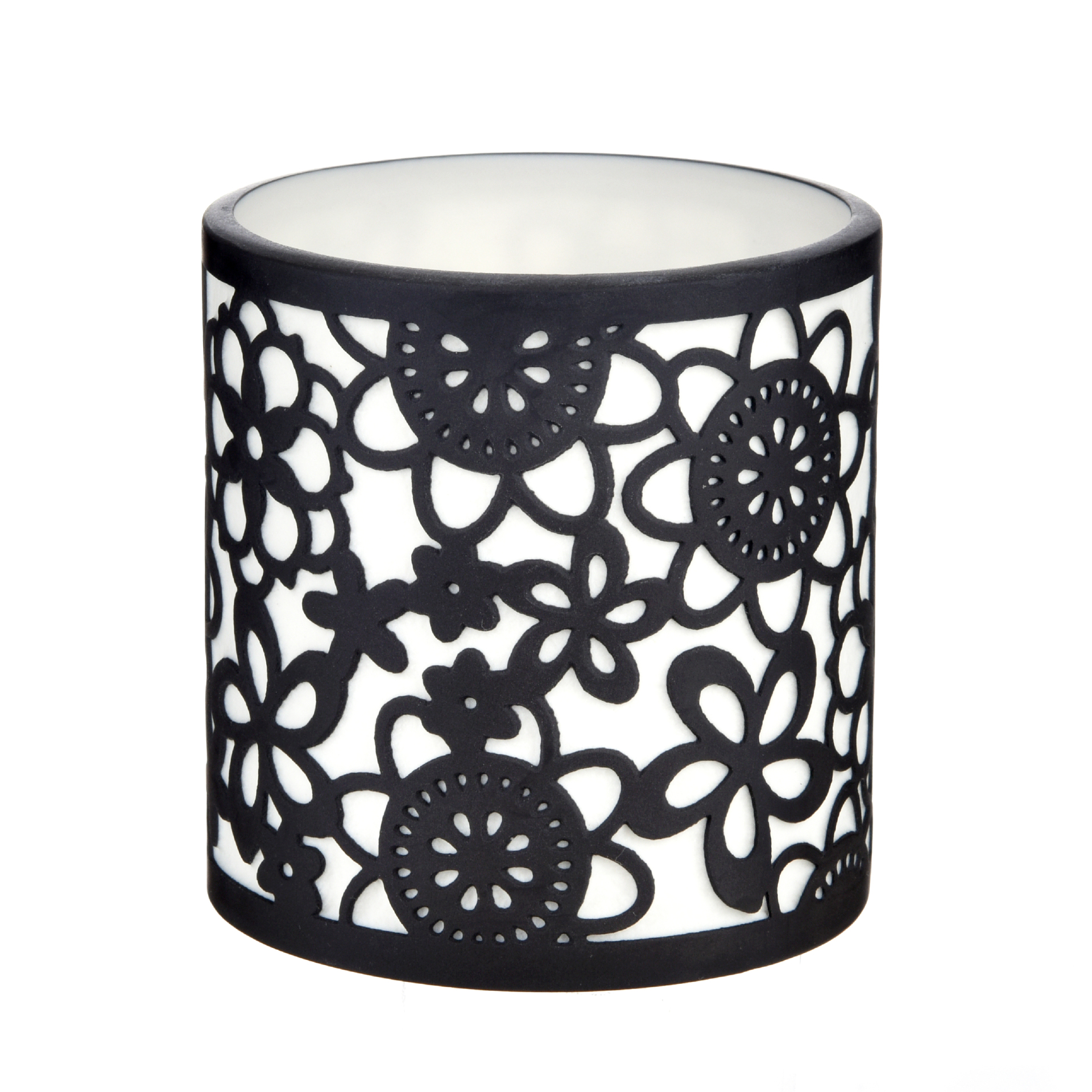 Porcelain Candle Holder PP17020B